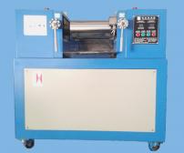 SK-160LR小型炼塑机(电加热水冷)